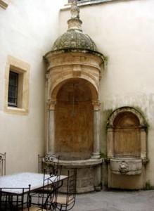 Vieux Lyon traboules - Maison du Chamarier