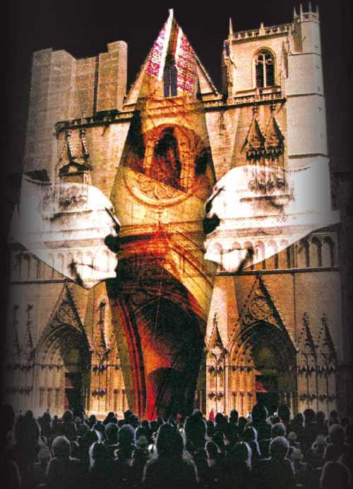 Cathédrale Saint-Jean - DR Damien Fontaine : Les bâtisseurs