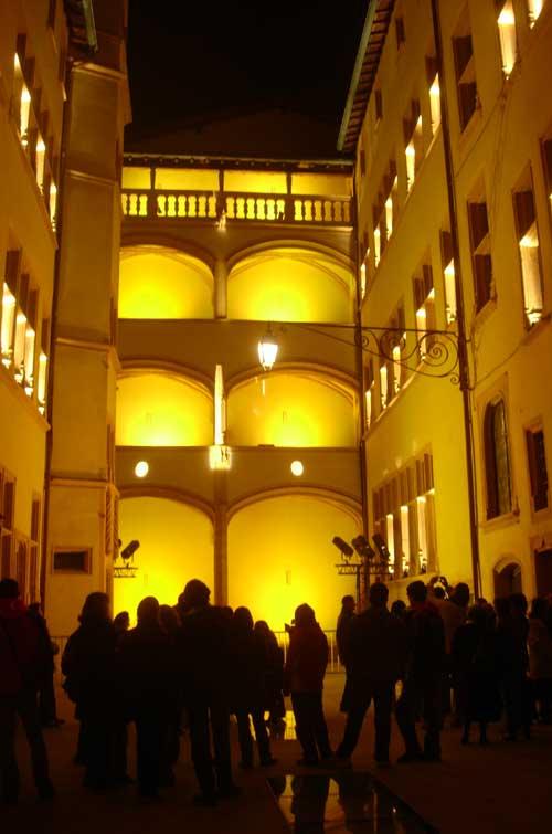 Fête des Lumières 2009 - Vieux Lyon - Musée Gadagne