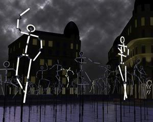 Key Frames - Place de la République - Groupe LAPS