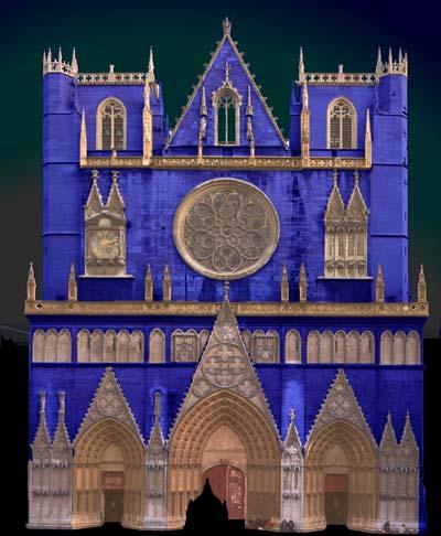 Le chant de la Pierre - Cathédrale Saint Jean - Daniel Knipper