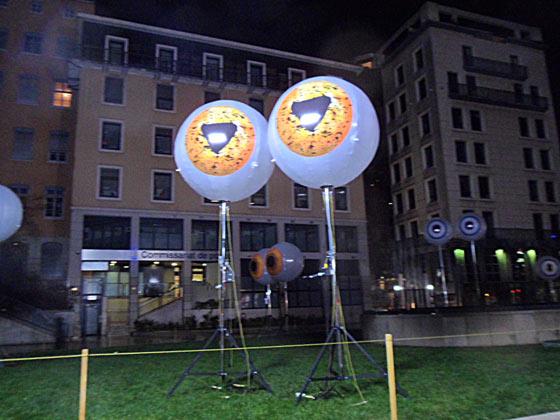 Fête des lumières 2011 - Préparatifs