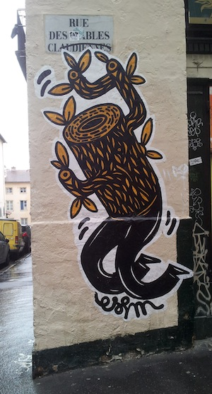 street art graff et graffitis des pentes de la croix. Black Bedroom Furniture Sets. Home Design Ideas