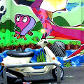 Galerie virtuelle du street art à Lyon