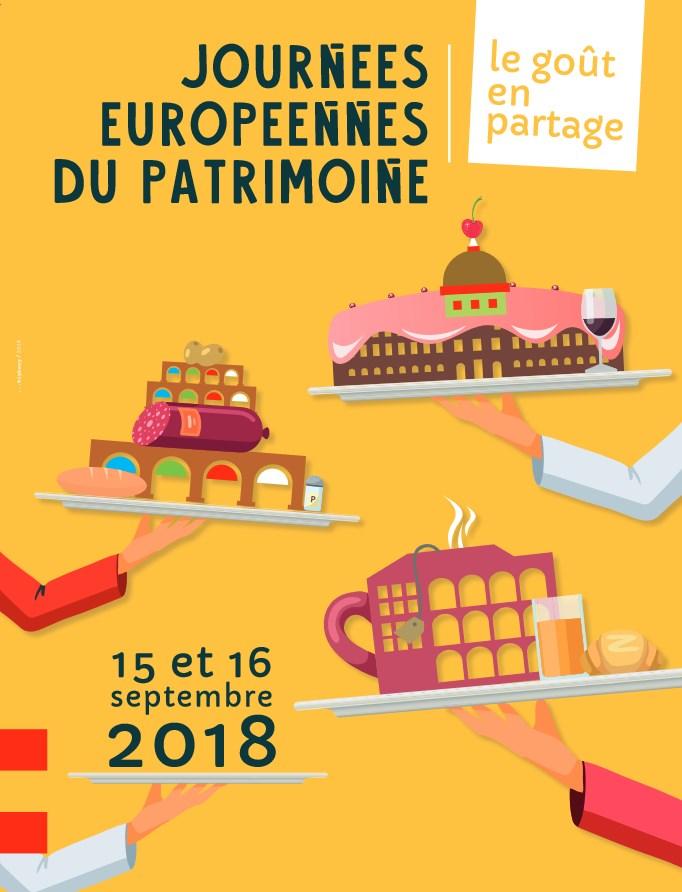 Journées du patrimoine Lyon 2018