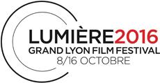 Logo du festival Lumière 2016