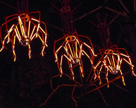 Spider Circus, collectif LAPS, photo Lyon Visite