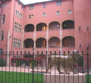 Vieux Lyon traboules - Maison des avocats