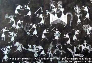 Cité idéale de l'Inde (extrait) par Shantaram Tumbda