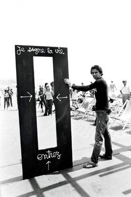 BEN, Je signe la vie, 1973 - © Adagp, Paris, 2010