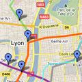 Informations pratiques pour accéder à Lyon