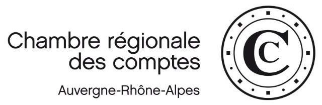 Logo Chambre regionale des comptes Auvergne Rhone Alpes