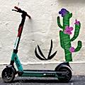 Street-art Lyon pentes de la Croix-Rousse Oeuvre de mashamagosia