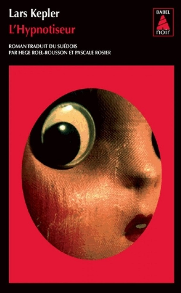 L'hypnotiseur, Lars Kepler