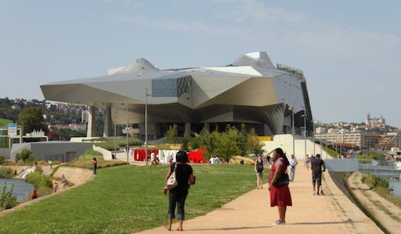 Musée des Confluences — Photo   GB, Lyon Visite 37ce48dc6a6