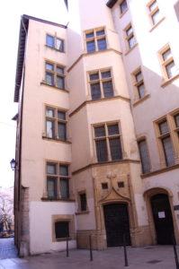 Visite guidée du Vieux Lyon, l'hôtel de Gadagne