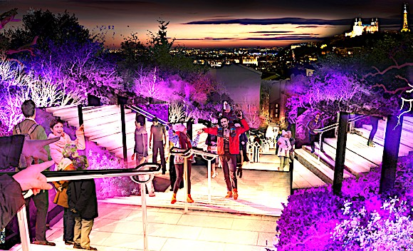 Jardin de la Grande Côte — Aurélie Le Gougouec, Guerric Péré et Jean-Claude Durual Agence Ilex [paysages & urbanisme]