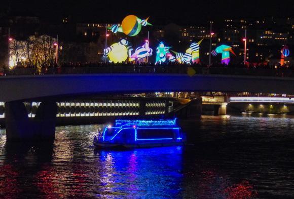 Carnaval, Fête des lumières 2017, Lyon