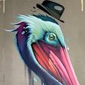 40 street-artistes exposés à Lyon 6ième (exposition Zoo)