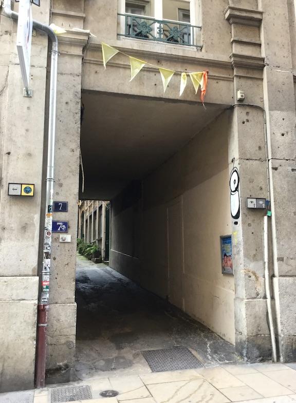 7 rue des Capucins, Lyon