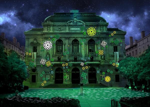 Théâtre des Célestins, « Cells » par Helen Eastwood et Laurent Brun