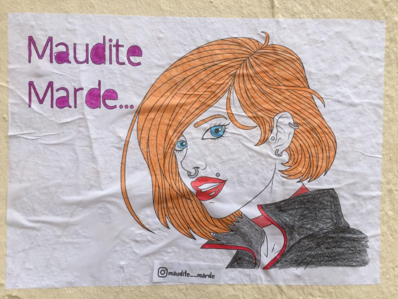 maudite__marde : Maudite Marde