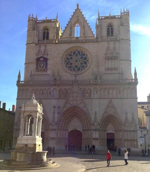 Cathédrale Saint Jean, Vieux Lyon