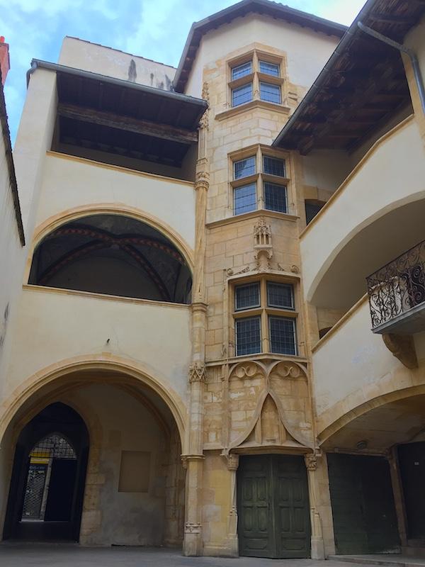 Maison du Chamarier, Vieux Lyon