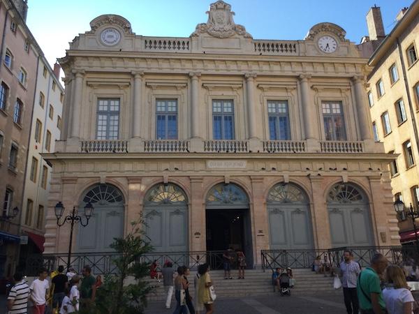 Palais du Change, Vieux Lyon
