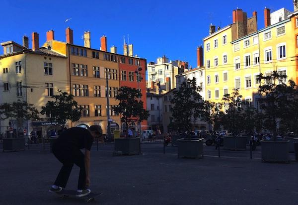Place Saint-Paul, Vieux Lyon