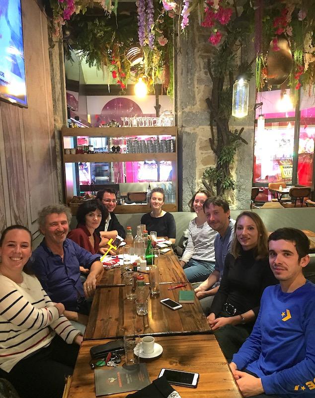 L'équipe Lyon Visite